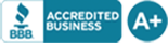 Better Business Bureau Accredited Business | A+